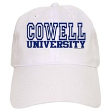 COWELL University Baseball Cap