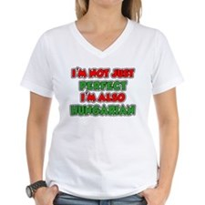 Not Just Perfect Hungarian T-Shirt