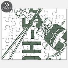 OH-58 Kiowa Puzzle