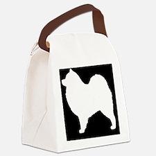 samoyedhitch Canvas Lunch Bag