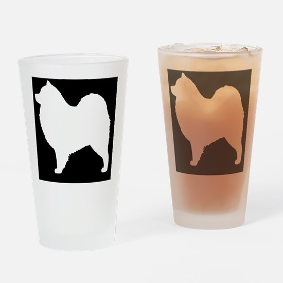 samoyedhitch Drinking Glass