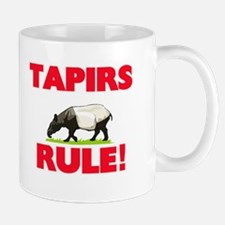 Tapirs Rule! Mugs