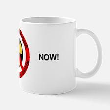 Takoma Park Maryland Peace Now Mug