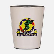Fort Dix Shot Glass
