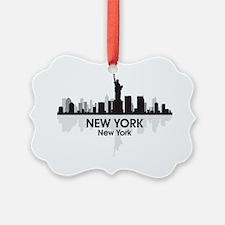 New York Skyline Ornament