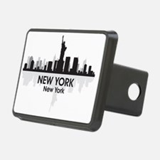 New York Skyline Hitch Cover