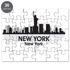 New York Skyline Puzzle