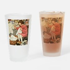 A Childs Book-Sewing_SQ Drinking Glass