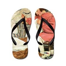 A Childs Book-Sewing_SQ Flip Flops