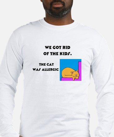 For Cat Lovers! Long Sleeve T-Shirt