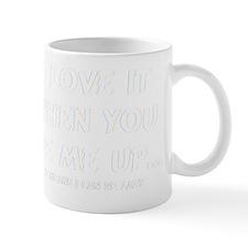 Tie Me Up Small Mug