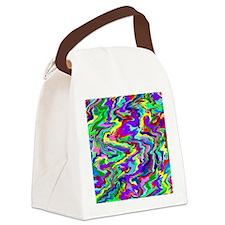 6x4_card Canvas Lunch Bag