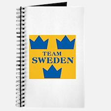 Team Sweden Journal