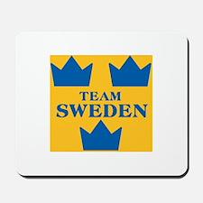 Team Sweden Mousepad