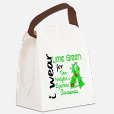 D Awareness Canvas Lunch Bag