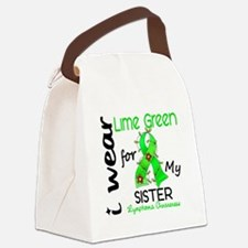 D Sister Canvas Lunch Bag