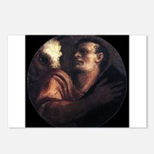 Saint Luke the Evangelist - Titian Postcards (Pack