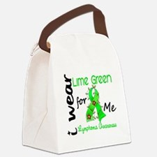 D Me Canvas Lunch Bag