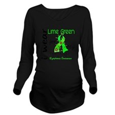 D Brother Long Sleeve Maternity T-Shirt