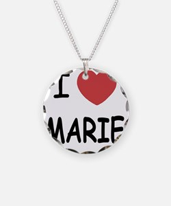 I heart MARIE Necklace