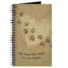 Paw Prints on our Hearts Journal