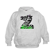 Z is for Zebra Hoodie
