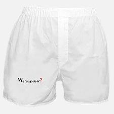 COUP-DE-LA Boxer Shorts