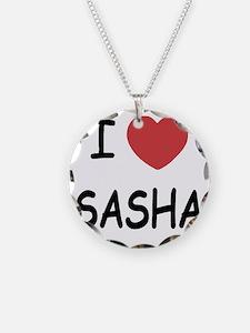 I heart SASHA Necklace