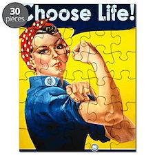 Choose Life Puzzle