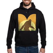 Bigfoot Love Hoodie