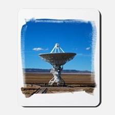 (16) VLA Dish Walkw... Mousepad