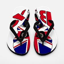 Brit BMX Flip Flops