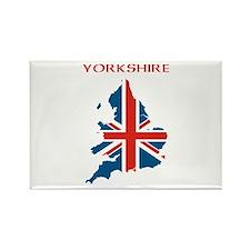 Cute England flag Rectangle Magnet