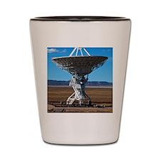 (13) VLA Dish Walkway Shot Glass