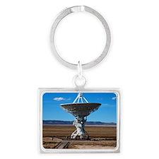 (15s) VLA Dish Walkway Landscape Keychain