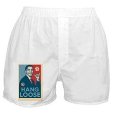 Obama Hang Loose Boxer Shorts