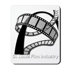 St. Louis Film Industry Mousepad