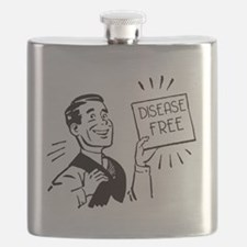 disease free Flask