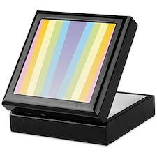 Pastel Rainbow Keepsake Box