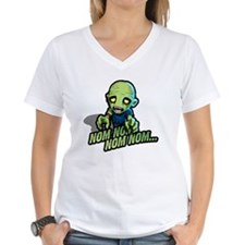 Plight of the Zombie Nom No Shirt
