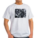Blues legends Mens Light T-shirts