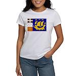 St Pierre and Miquelon Women's T-Shirt