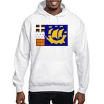 St Pierre and Miquelon Hooded Sweatshirt