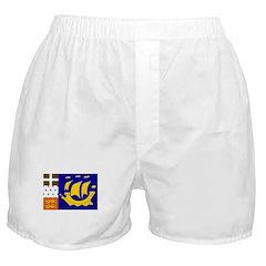 St Pierre and Miquelon Boxer Shorts
