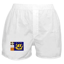St Pierre and Miquelon Boxer Shorts