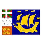St Pierre and Miquelon Postcards