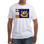 St. Pierre Fitted T-Shirt