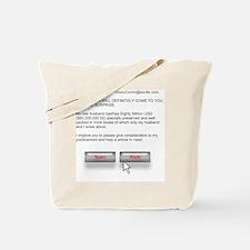 Huge Surprise Tote Bag