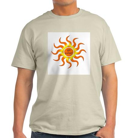 Solar Energy - Go Green Light T-Shirt