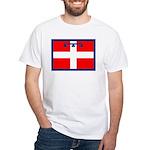 Piemonte Flag White T-Shirt